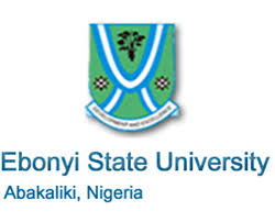 EBSU Courses and Requirements