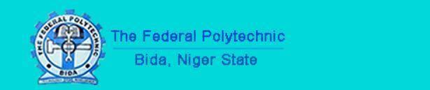 Federal Poly Bida Second Batch Admission Lis