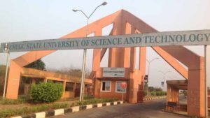 ESUT Peace, Conflict and Development Studies Postgraduate Form