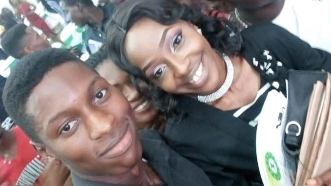 UNN Overall Best Graduating Student for set 2017/2018 session