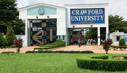 Crawford University Post UTME