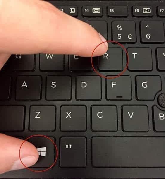 computer short cut