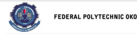 FederalPoly Oko HND Form