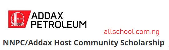 nnpc-addax scholarship
