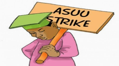 ASUU to FG: No talks on calling off strike without payment of withheld salaries