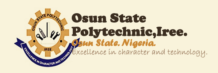 Osun State Poly Iree Post UTME Form