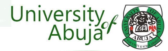 Uniabuja Courses Their Jamb Subject Combination Requirement