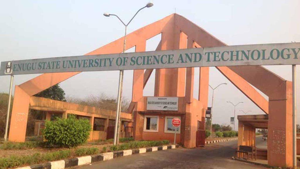 ESUT Postgraduate Admission List