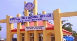 Federal Poly nekede school fees payment