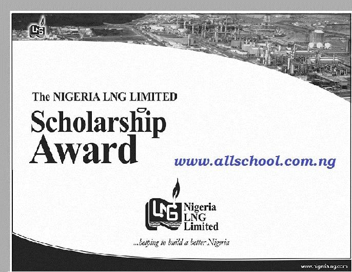 NLNG overseas Postgraduate Scholarship