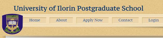 unilorin postgraduate form