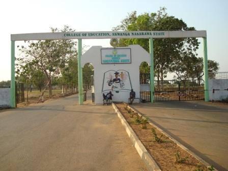 College of Education Akwanga post utme