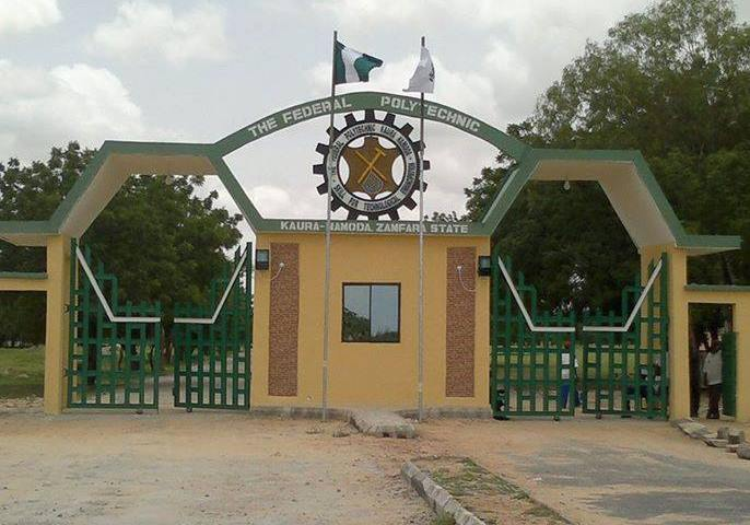 federal poly kaura post utme form