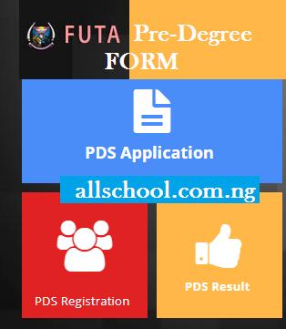 futa pre-degree form