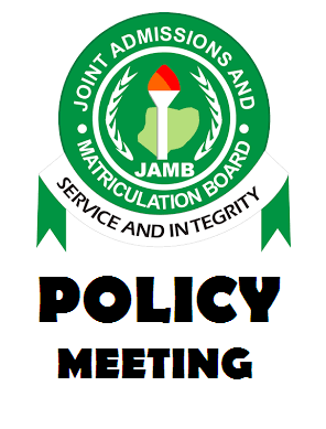 jamb policy meeting 2020