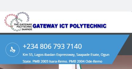 Gateway Poly Cut Off Mark