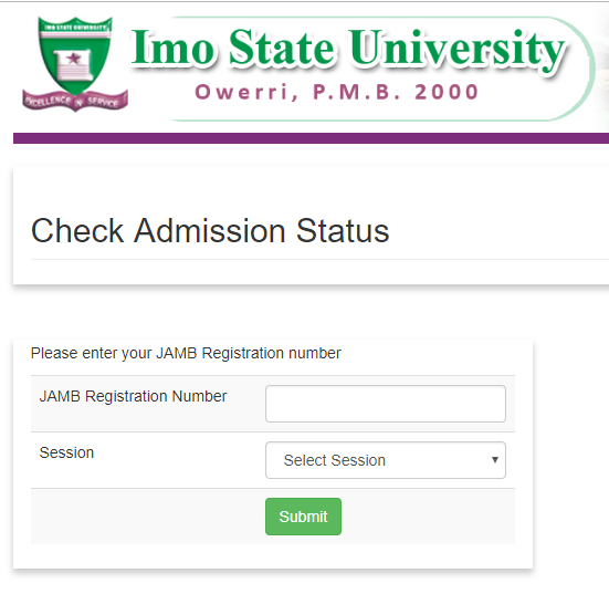 imsu denies cancellation of admission
