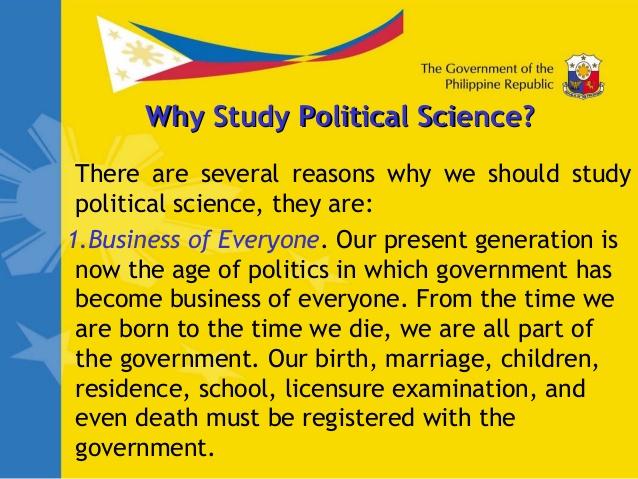 UTME/DE Requirement for Political Science & Public Admin
