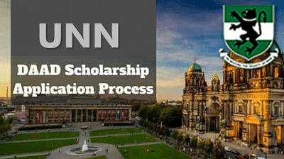 UNN DAAD Scholarship