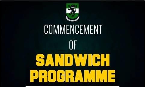 UNN Sandwich Academic Calendar