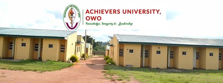 Achievers University Courses
