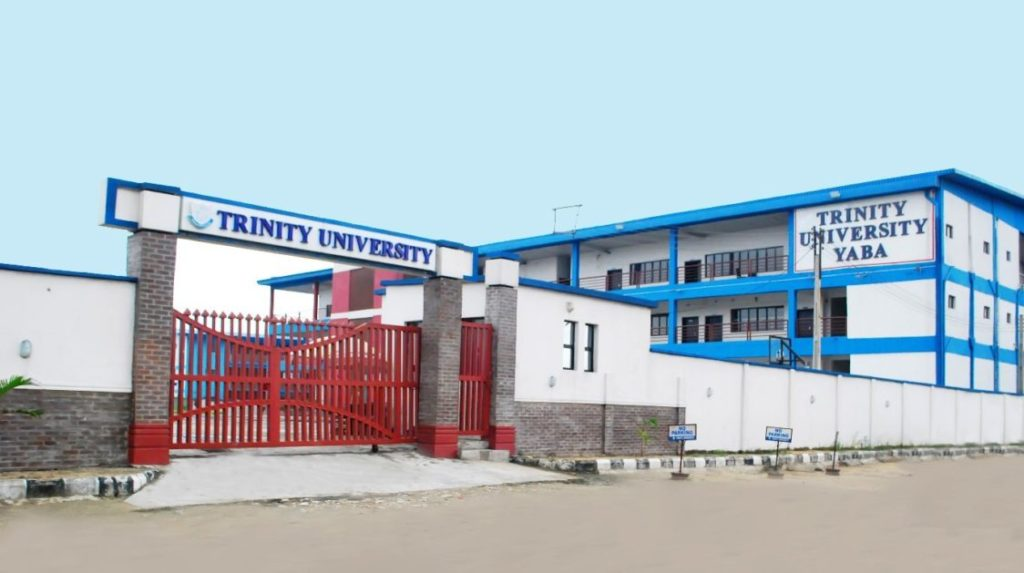 Trinity University Jupeb Form