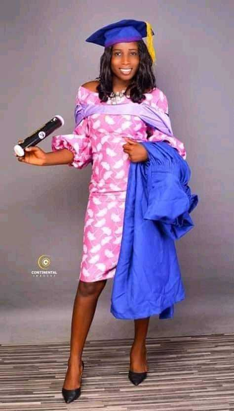FUTA First Class Student, popularly called 'Zobo Girl', tells her Success story