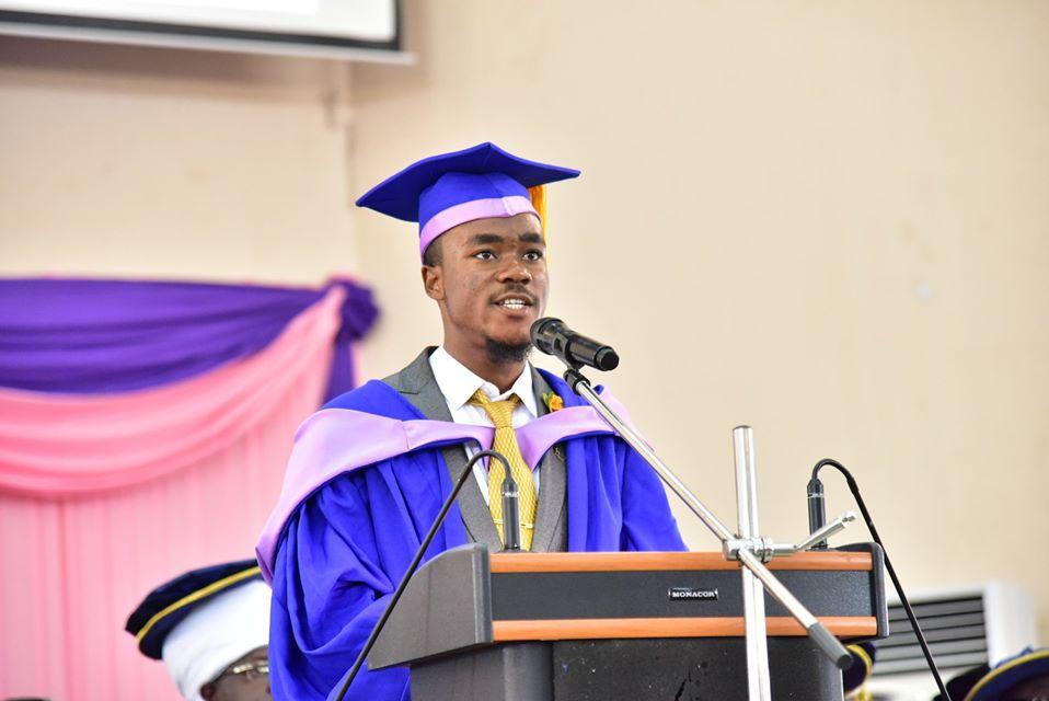 Lawal Saheed Adesile, FUTA Best graduating student