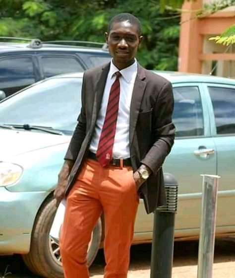 Nwankwo Abel Nwogboji, UNN Overall Best Graduating Student