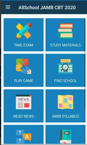 allschool jamb cbt app