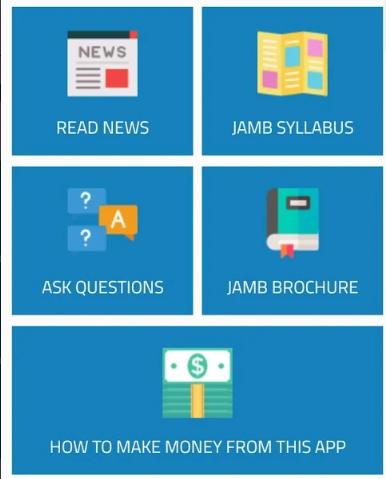 make money from allschool jamb cbt app