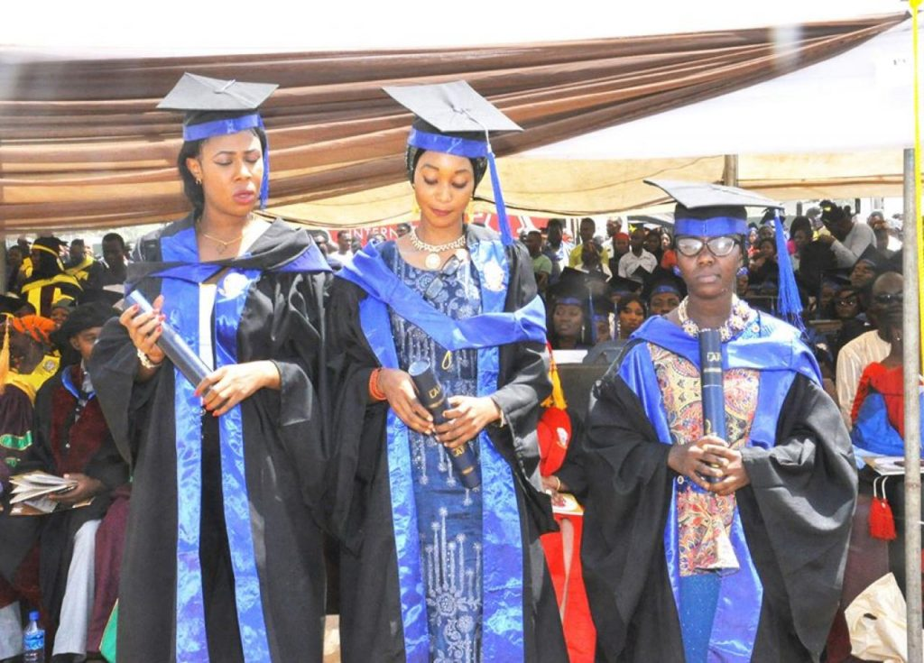 FULafia best Graduating Students