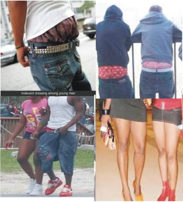 lasu dress code: lasu list dressing that is considered indecent