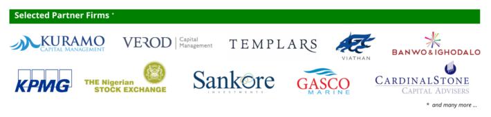 NHEF Partner Firms