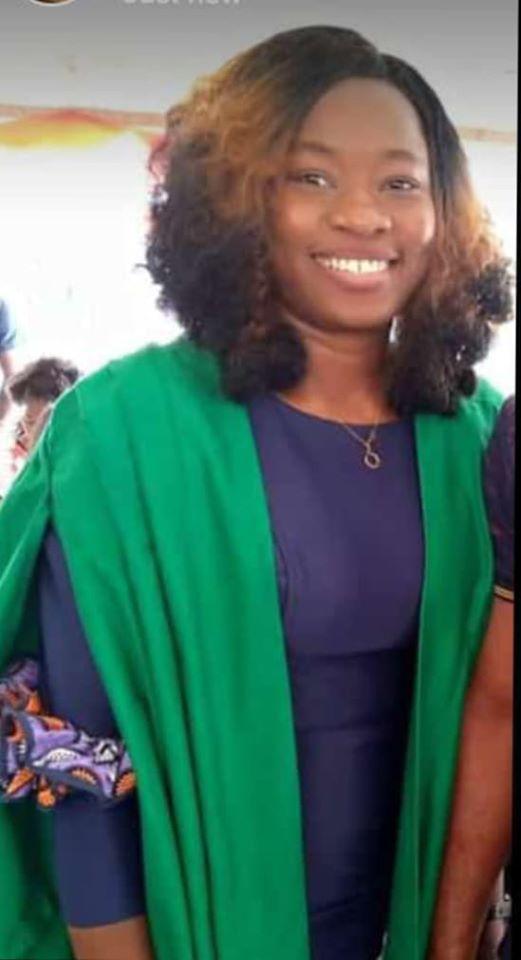 Nkenne Chinenye, UNIABUJA Best graduating student