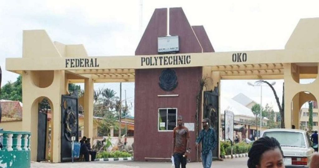 Federal Poly Oko Resumption Date