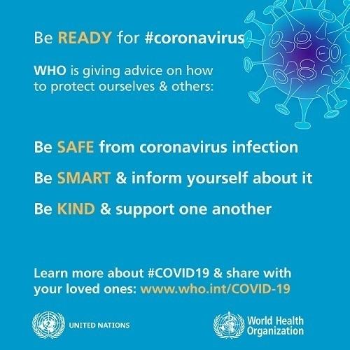Protective Measures against Coronavirus