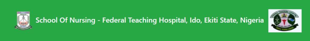 FMC ido-ekiti School of Nursing Form