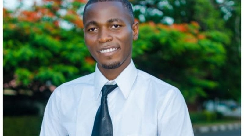 ABU Student, Hassan Idris beat 2.7 million contestants to Win Int'l Essay Competition