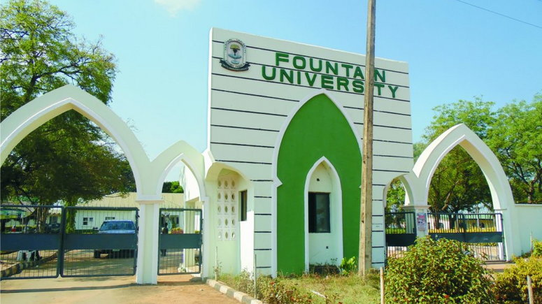 Fountain University Post UTME form 2020