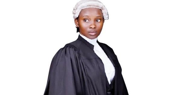 Jesudunmo Longe, UI & Law School First Class graduate