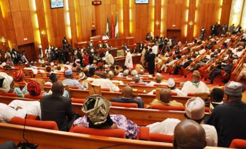 Senate proposes 14-year jail term for lecturers who grab, hug, kiss students