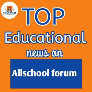 Tuesday 4th August Educational News