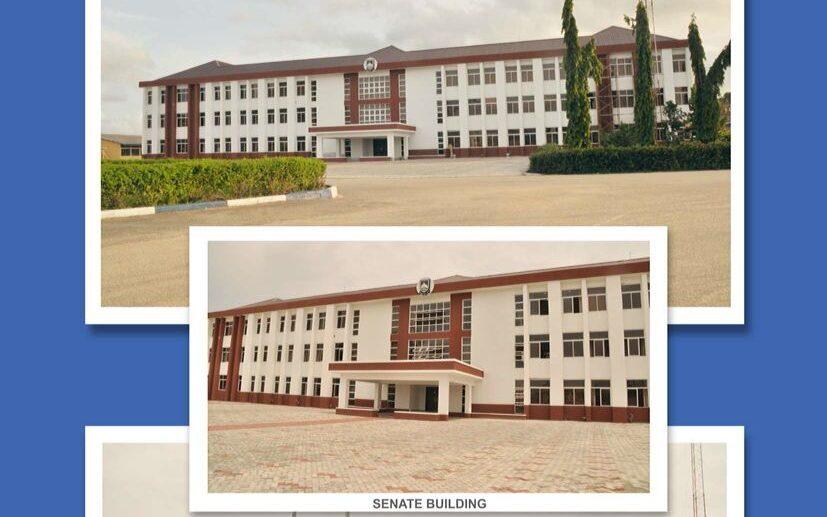 Ignatius Ajuru University of Education (IAUE) seneate building