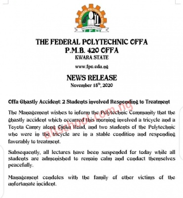 offa poly suspend lectures