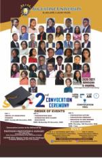 Augustine University 2nd Convocation Ceremony